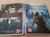 Steelbook esclusiva donata al Mediamarkt (catena di negozi olandese), preordinando Assassin's Creed Brotherhood.