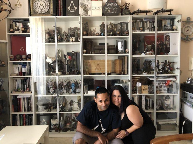 Adrea e Sara 07 Ubisoft Star Player 2017