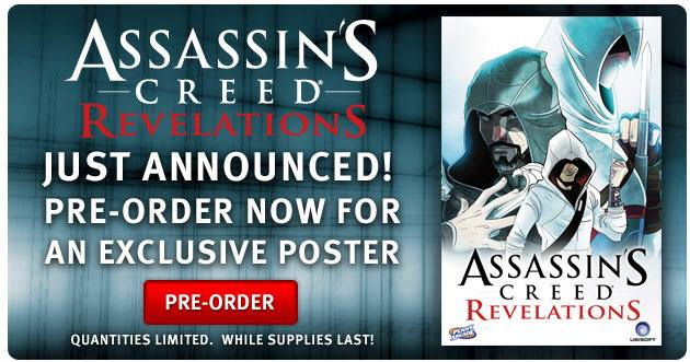 Poster di Assassin's Creed Revelations