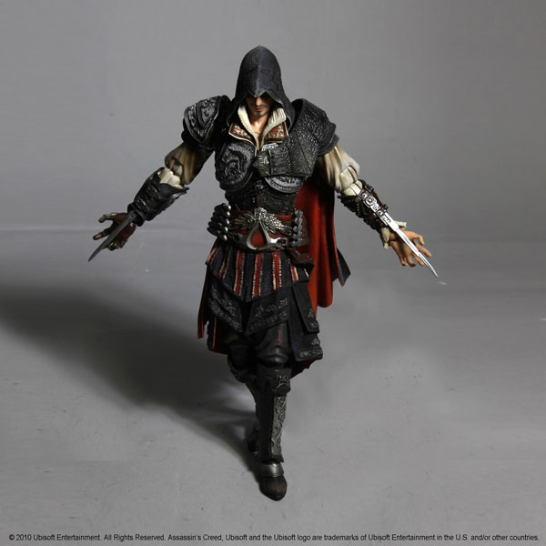 Ezio Auditore by Square Enix Play Arts Kai