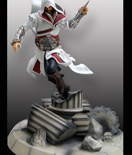 Assassin Leg armor ; Ezio assassin Creed | Assassins creed