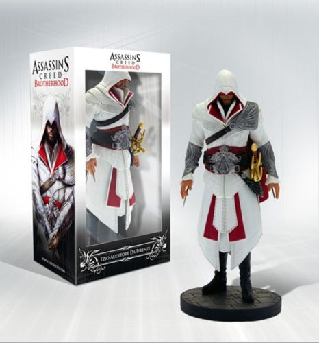 Ezio Auditore from AC Brotherhood