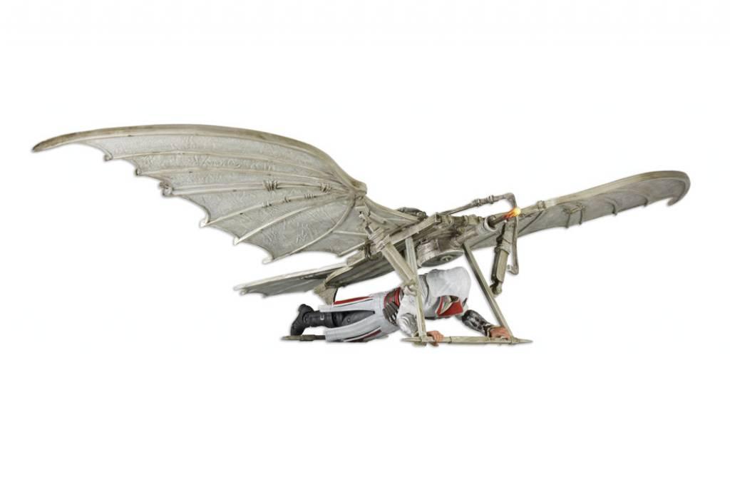 Assassin's Creed Brotherhood Leonardo da Vinci Fly Machine