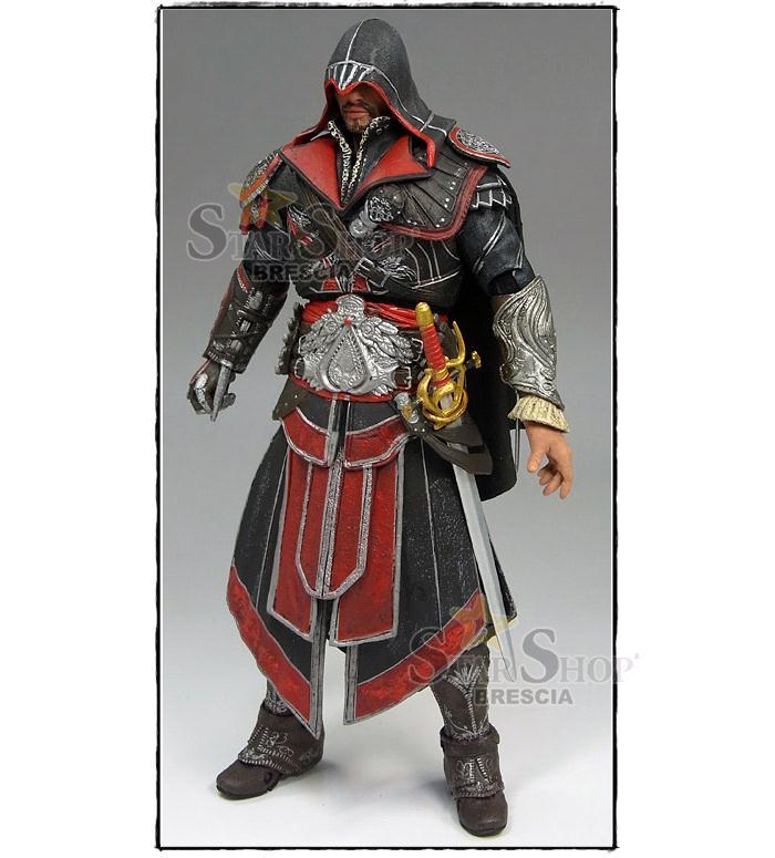 Ezio Ebony Assassin 2 PZ