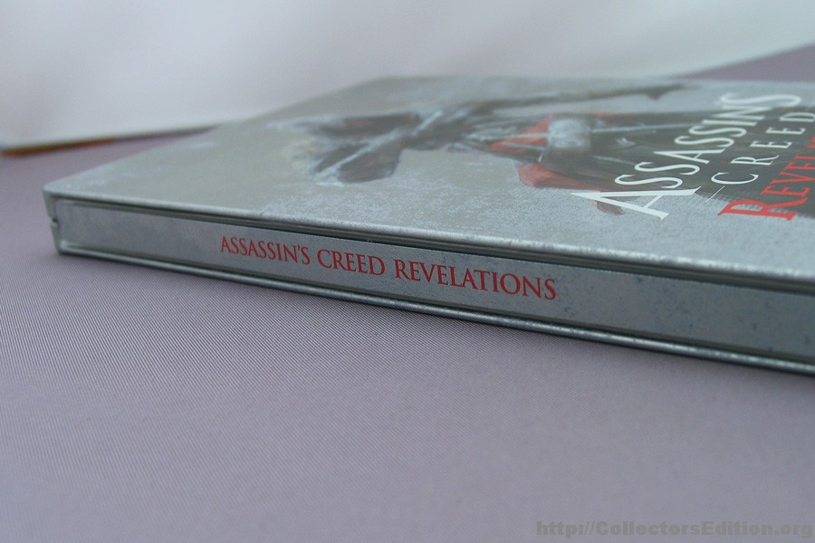Assassin's Creed Revelation Steelbook
