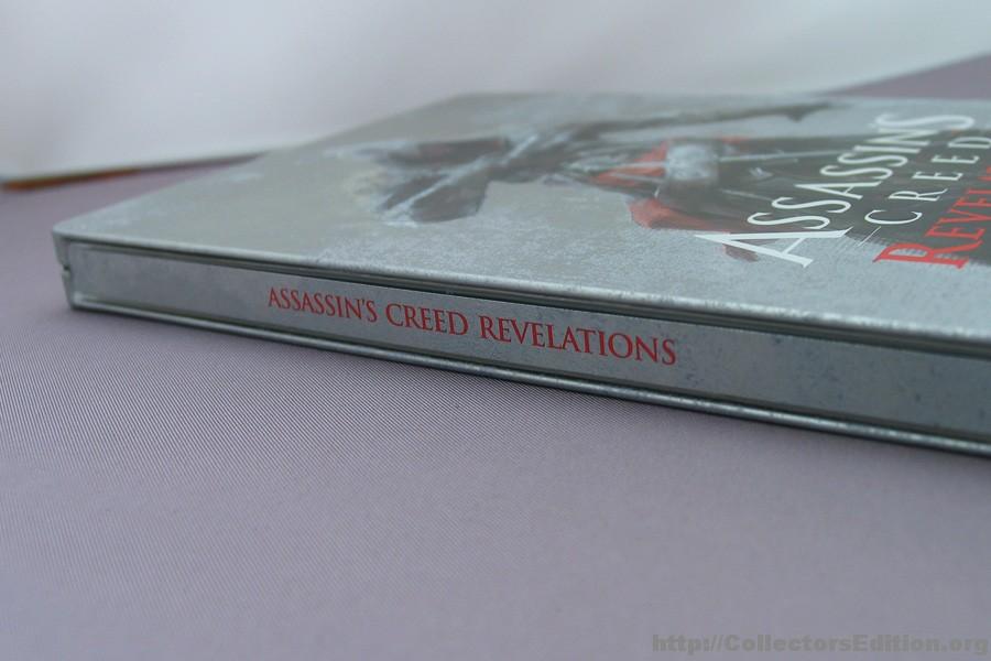 Assassin's Creed Revelation Steelbook