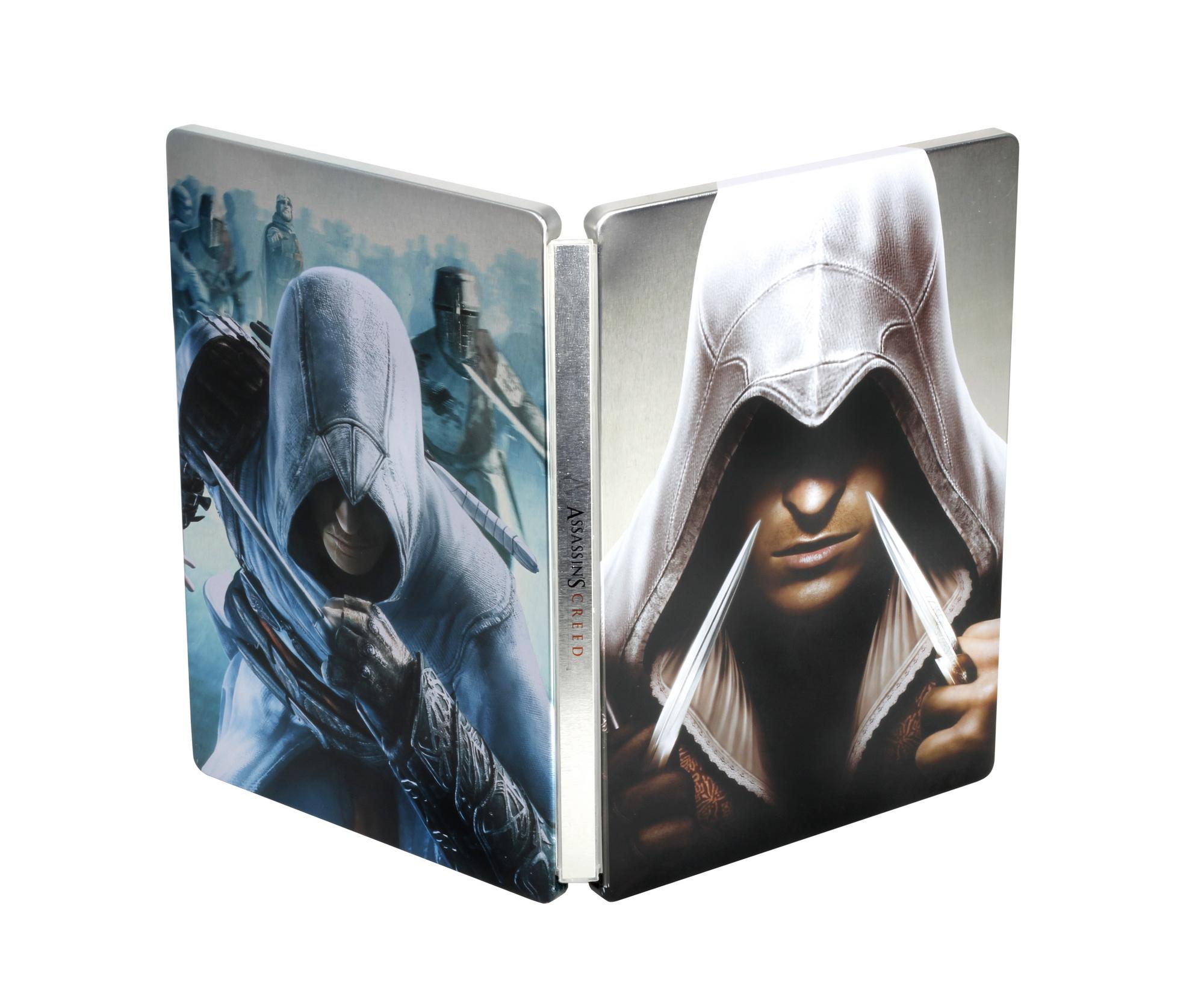 Assassin Creed Serie Steelbook