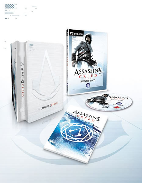 Assassin's Creed Pre-Order Pack