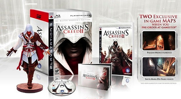 Assassin's Creed II Master Assassin Edition