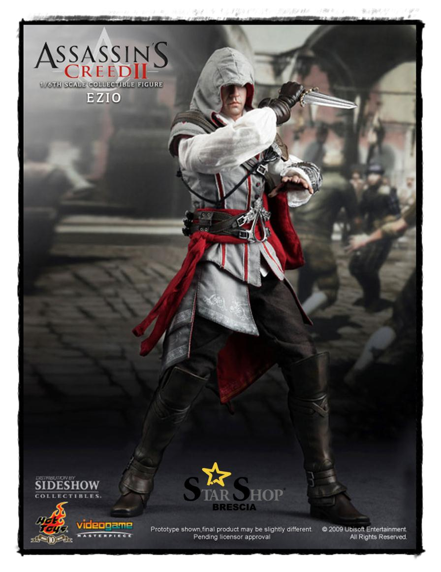 Ezio Auditore – Hot Toys