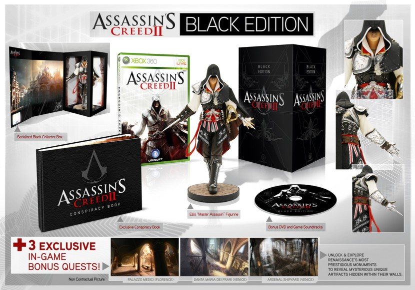 Assassin's Creed II: Black Edition