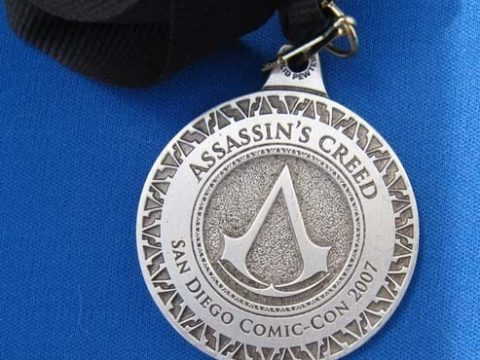 Medallion Promo San Diago Comicon 2007