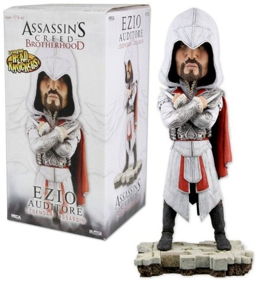 Head Knocker, Ezio from AC Brotherhood