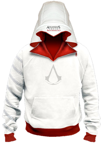 Felpa di Assassin's Creed Brotherhood