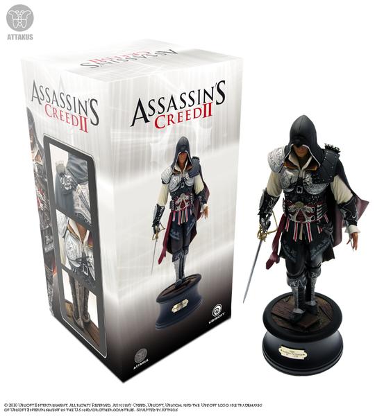 Ezio Auditore – Attakus