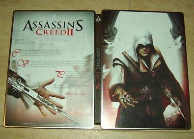 Assassin's Creed II: Steelbook Fnac