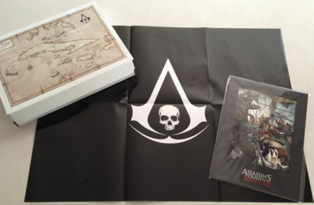 Assassin's Creed IV, Black Flag – Employee Launch Kit (US)