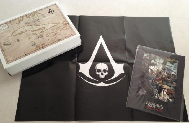 Assassin's Creed IV Black Flag – Employee Launch Kit (US)