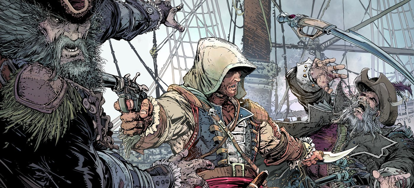 Assassin's Creed IV: Black Flag – Poster