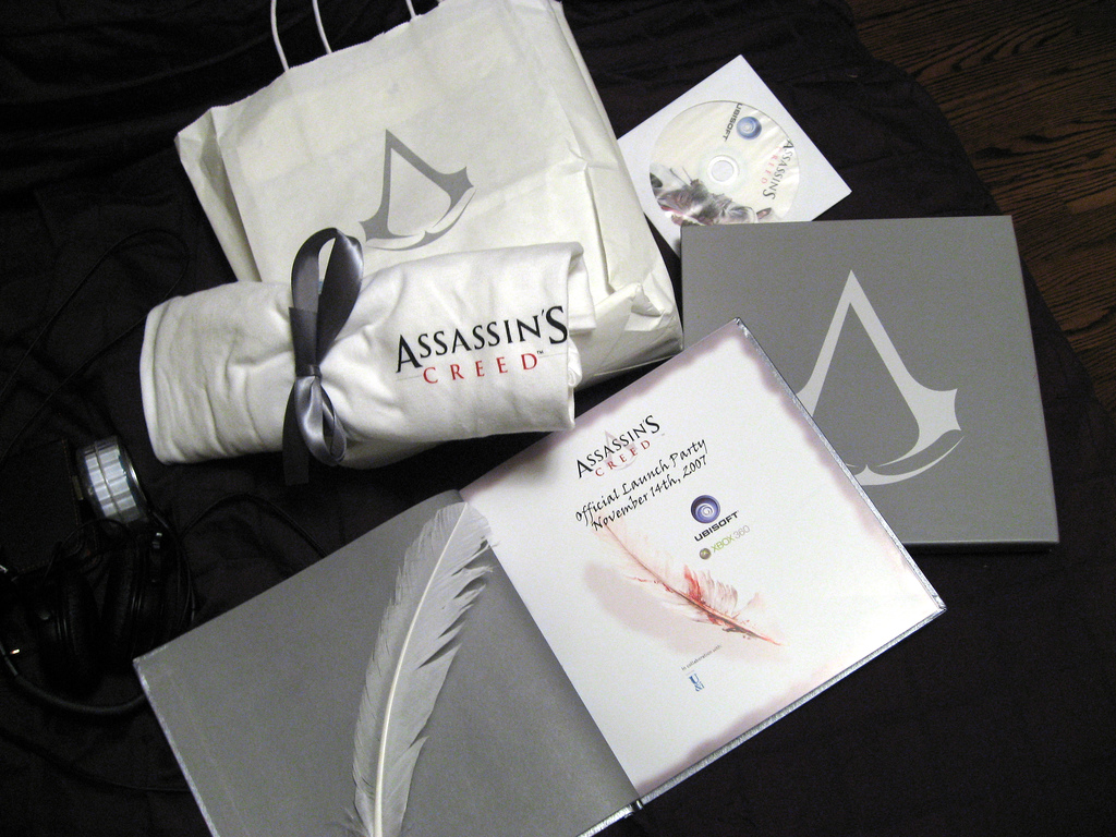 Assassin's Creed – Canadian Launch Kit
