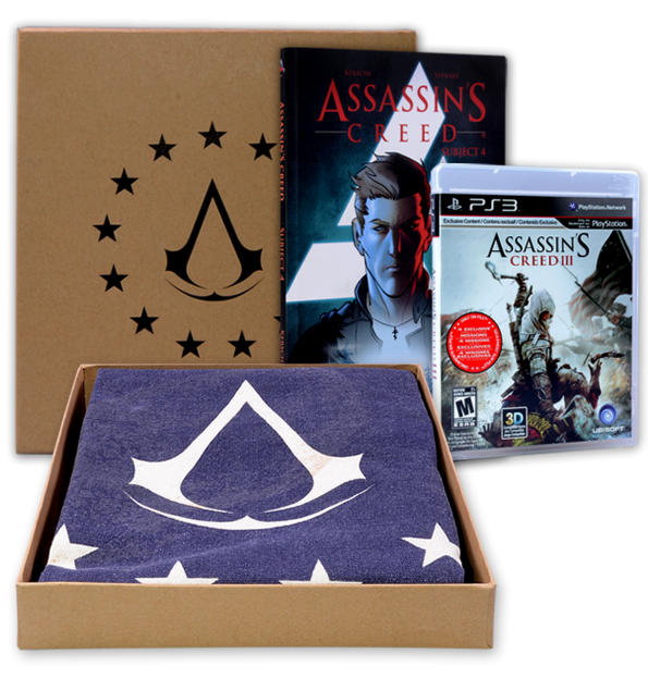 Assassin's Creed III – Allegiance Pack