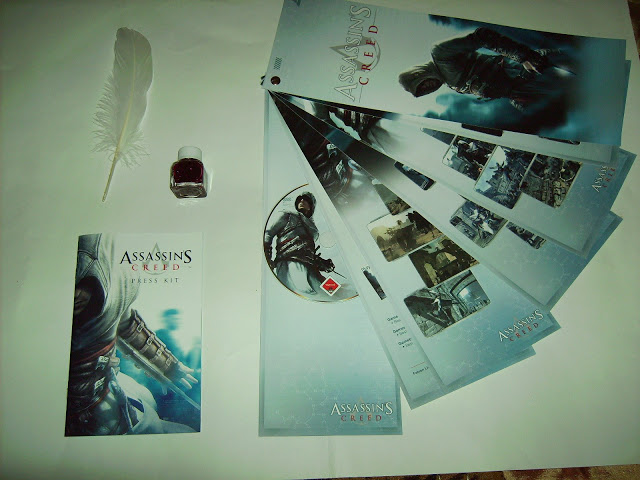 Assassin's Creed, Press Kit (UK)