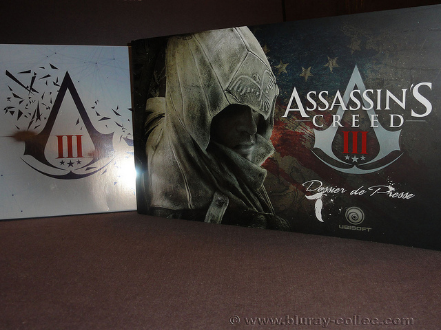 Assassin's Creed III, Press Kit