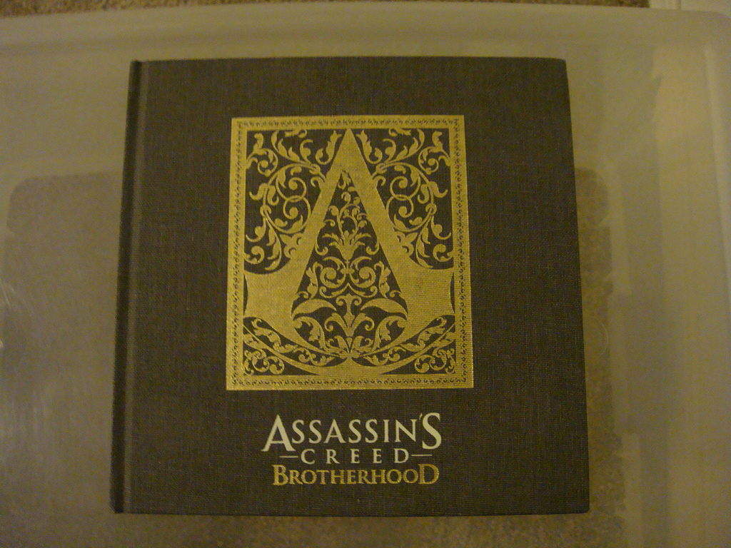 AC Brotherhood – Press Kit (FR)