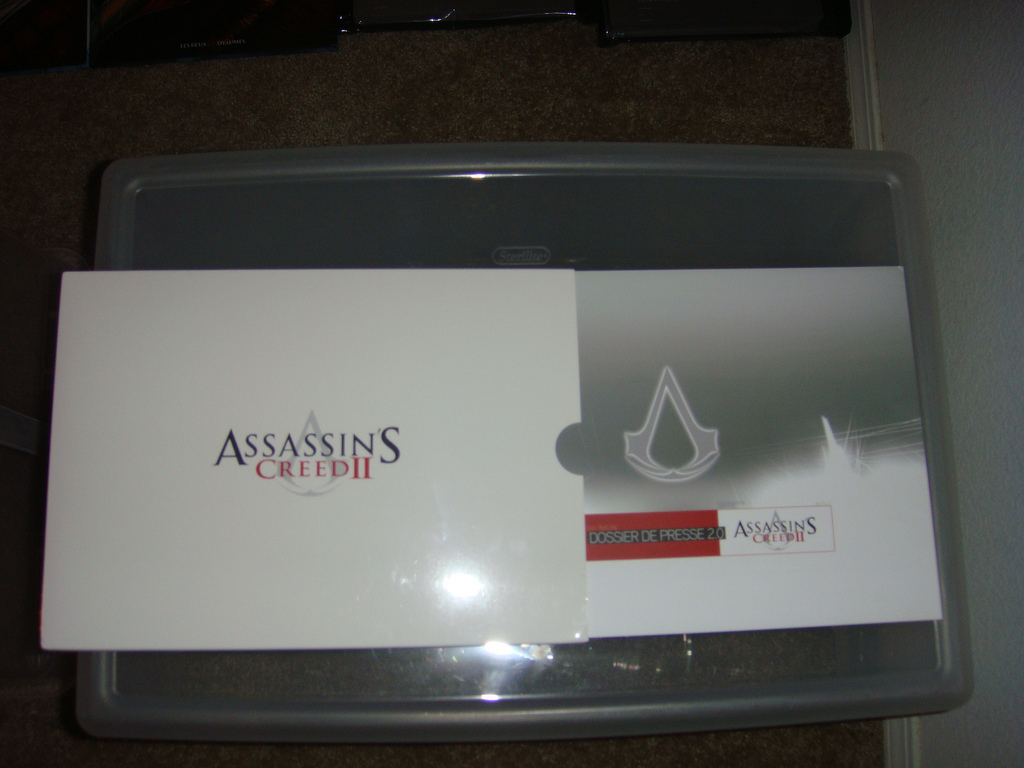 Assassin's Creed II, Press Kit (FR)