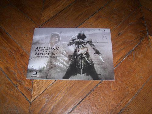 Assassin's Creed Revelations Press Kit