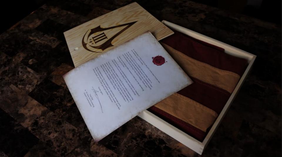 Assassin's Creed III Press Kit (US)
