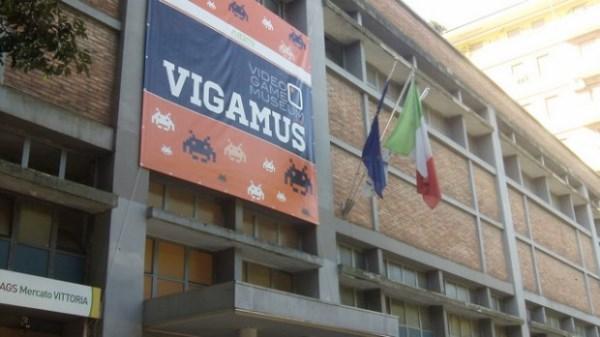 VIGAMUS, il museo dei videogame nel giorno di Assassin's Creed