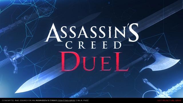 """Spunta in rete il picchiaduro di Assassin's Creed, """"A.C. Duel"""""""