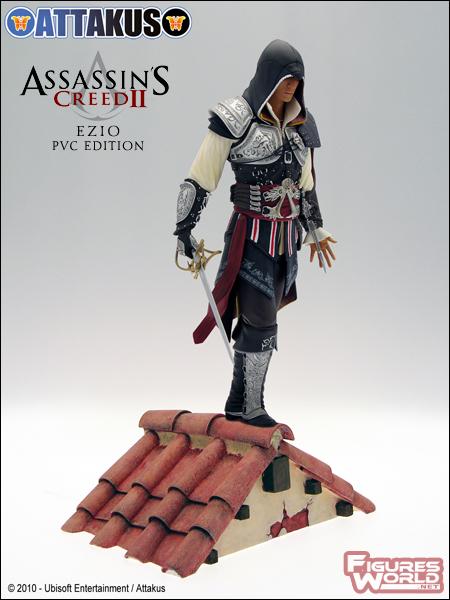 Ezio Master Attakus Edition