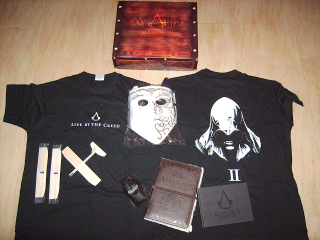 Assassin's Creed II, Launch Kit (IT)