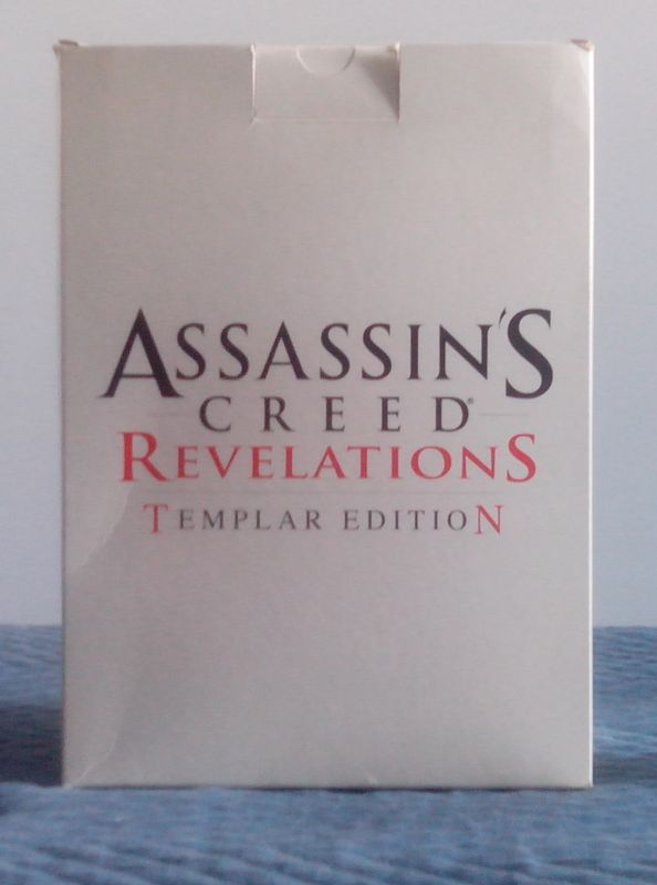 Assassin's Creed Revelation Templar Collector Edition