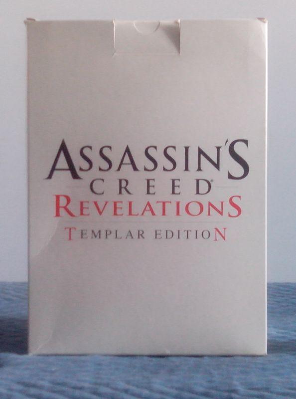 Assassin's Creed Revelation Templar Collector Edition