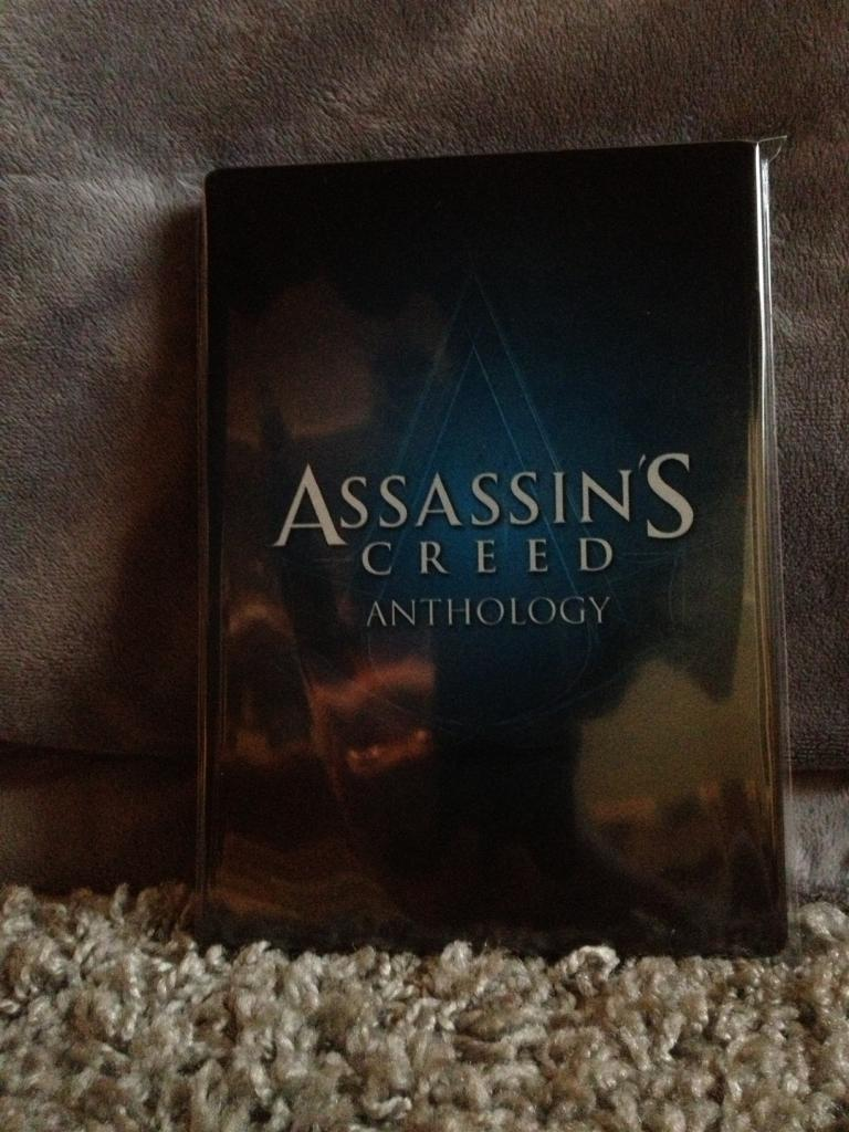 Assassin's Creed Anthology Steelbook