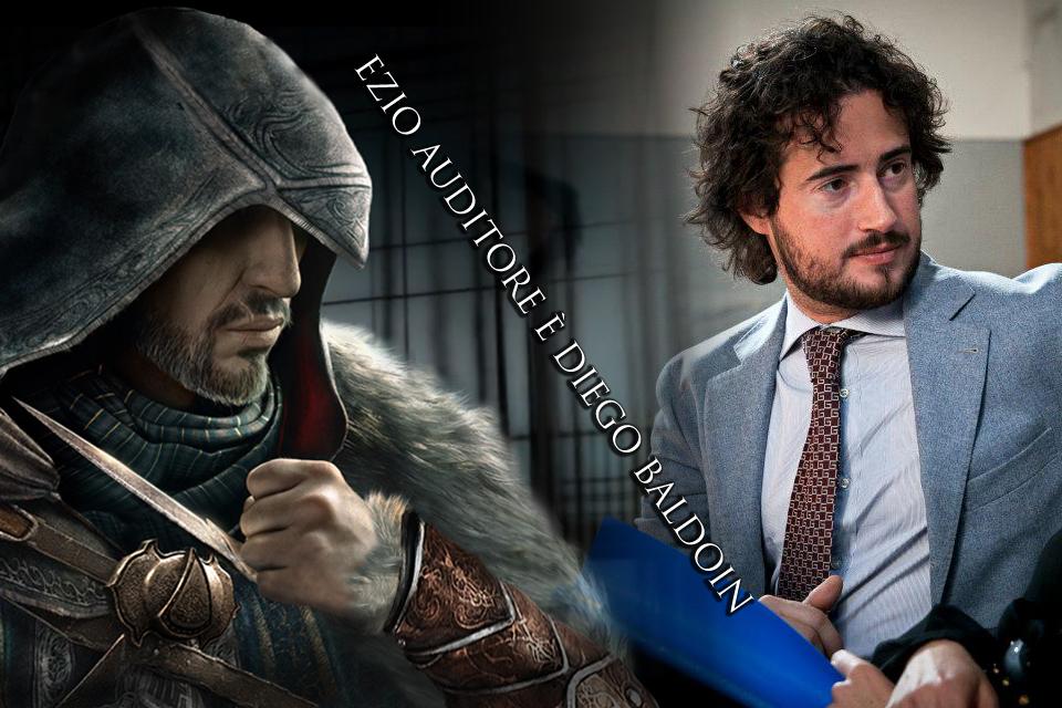 Diego Baldoin – La Voce di Ezio Auditore