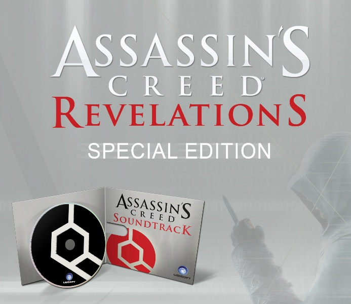 Assassin's Creed Revelations Special Edition