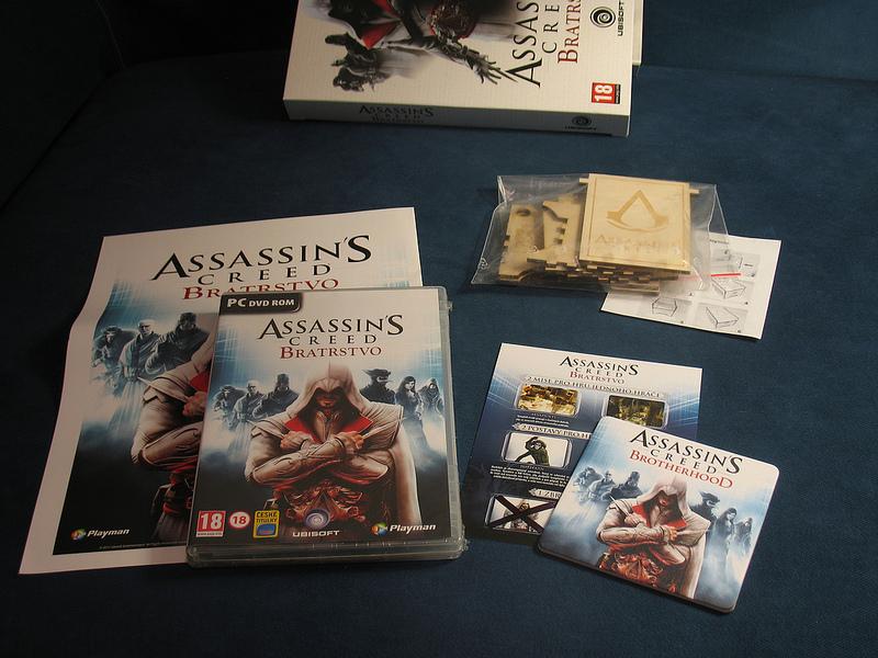 AC Brotherhood Gift Edition