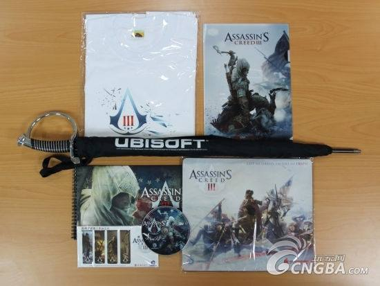 Press Kit cinese per Assassin's Creed III