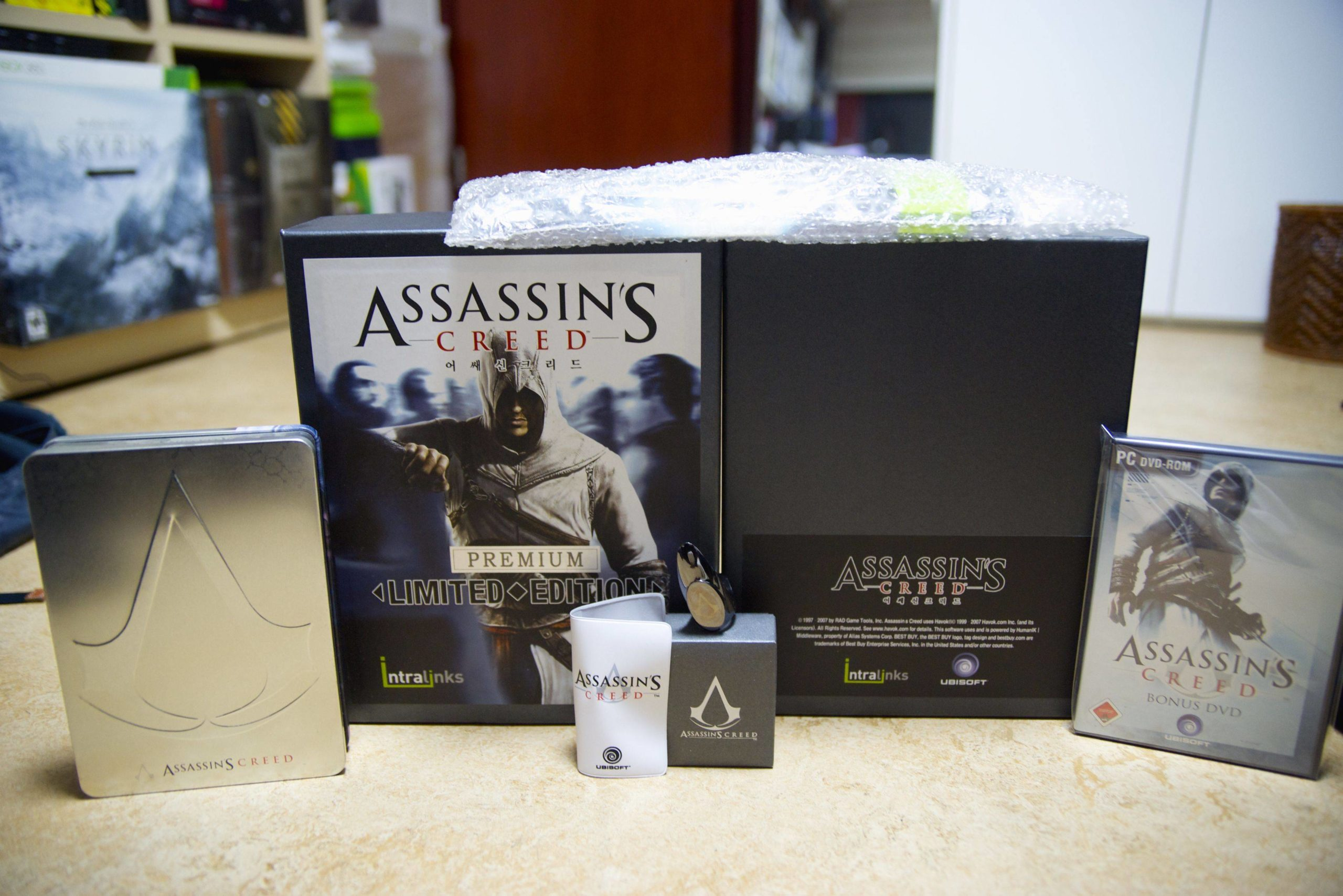 Assassin's Creed, Premium Limited Edition