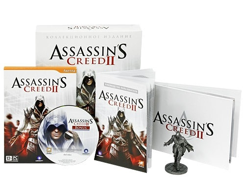 AC II Collector's Edition RU