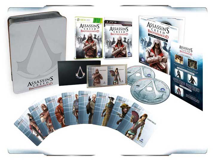 AC Brotherhood Asian Collector Edition