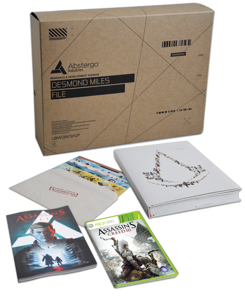 Assassin's Creed III, Ubiworkshop Edition