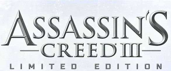 Assassin's Creed III, Limited Edition