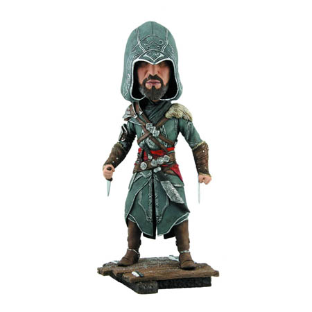Head Knocker, Ezio from AC Revelations