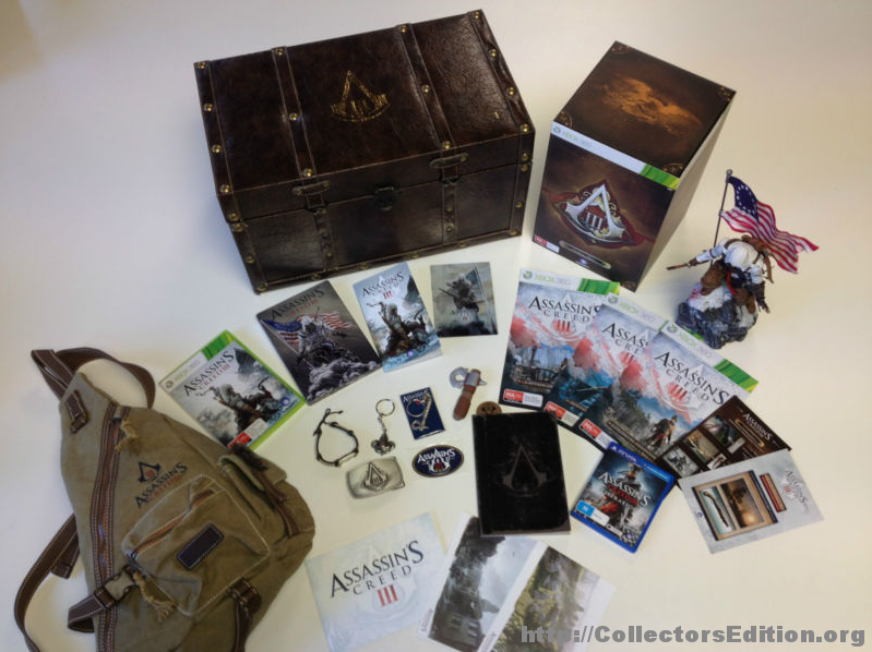 Assassin's Creed III, Ultimate Special Edition
