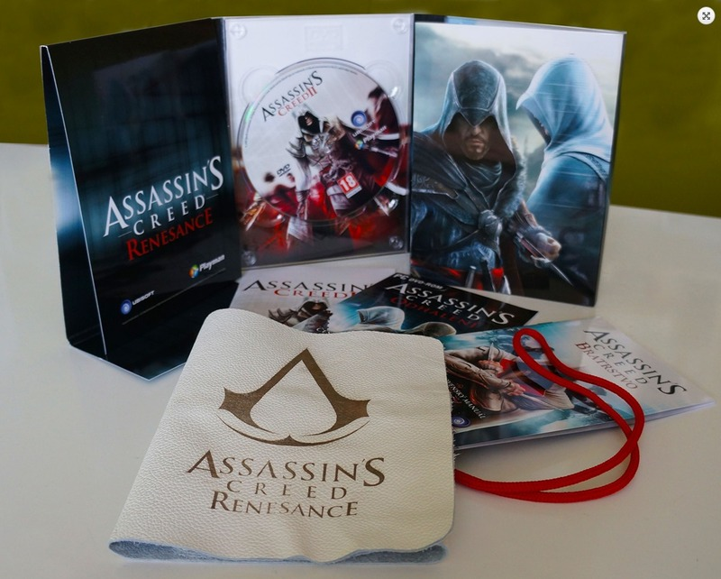 Assassin's Creed Renesance Limited Edition